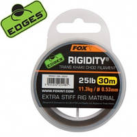 Поводочный материал моноFox EDGES Rigidity