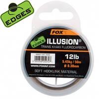 Поводочный материал фторокарбоновый EDGES Illusion Soft