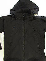 """Куртка тактическая milt-11 """"Soft-Shel"""" С капюшоном"""