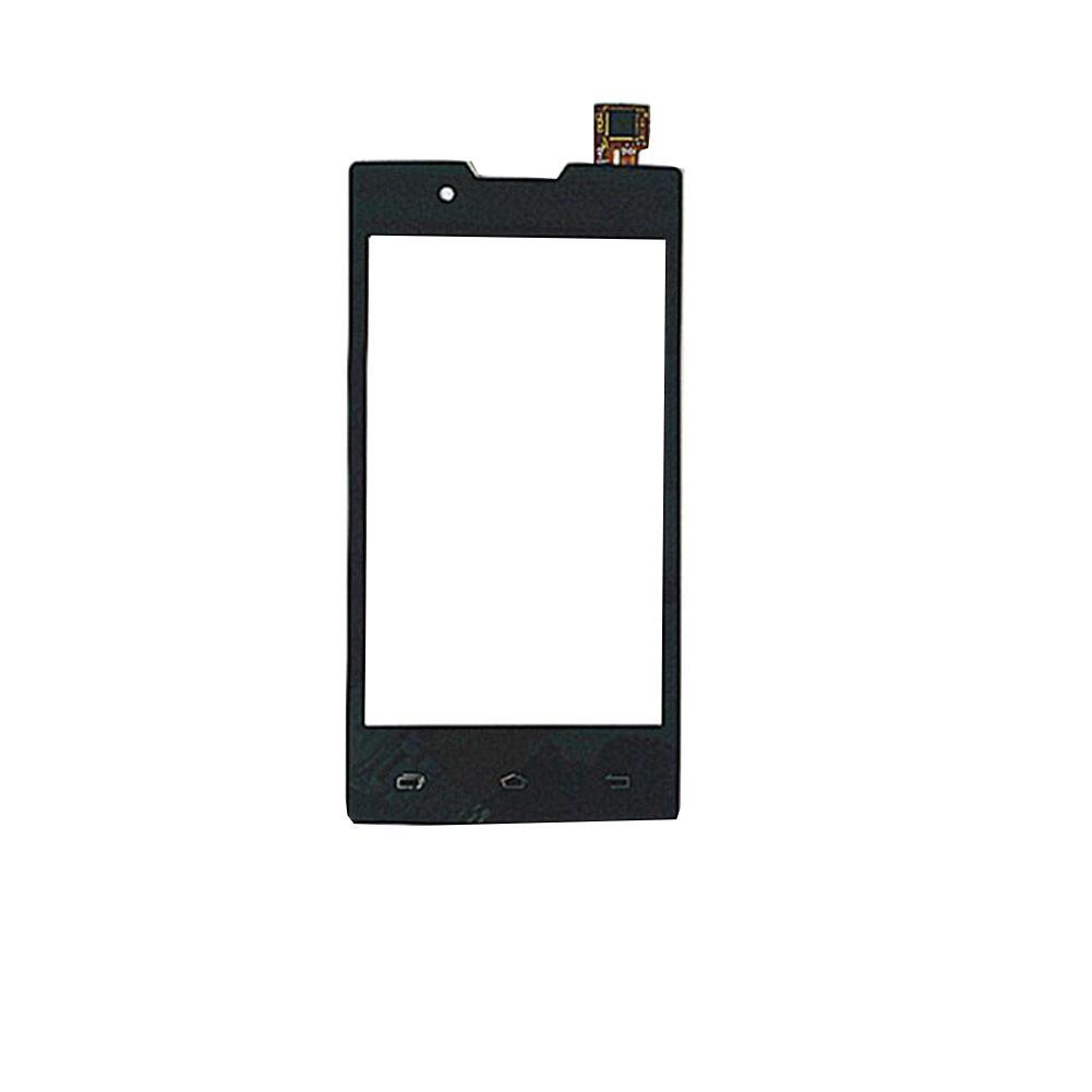 Тачскрин (сенсор) для мобильного телефона Leagoo Lead 4, черный