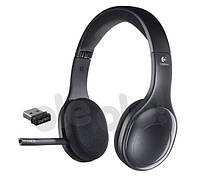 Наушники с микрофоном Logitech Wireless Headset H800