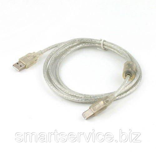 Кабель usb для принтера Cablexpert CCF-USB2-AMBM-TR-2M