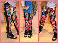Теплые штаны для девочки, фото 1