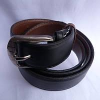 Ремень женский ДВУХСТОРОННИЙ черный/коричневый  25мм купить в Розницу дешево в Одессе 7км модные качественные