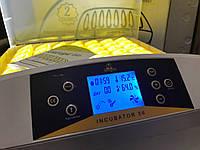 Инкубатор Теплуша Europe 56 S автомат + встроенный овоскоп !