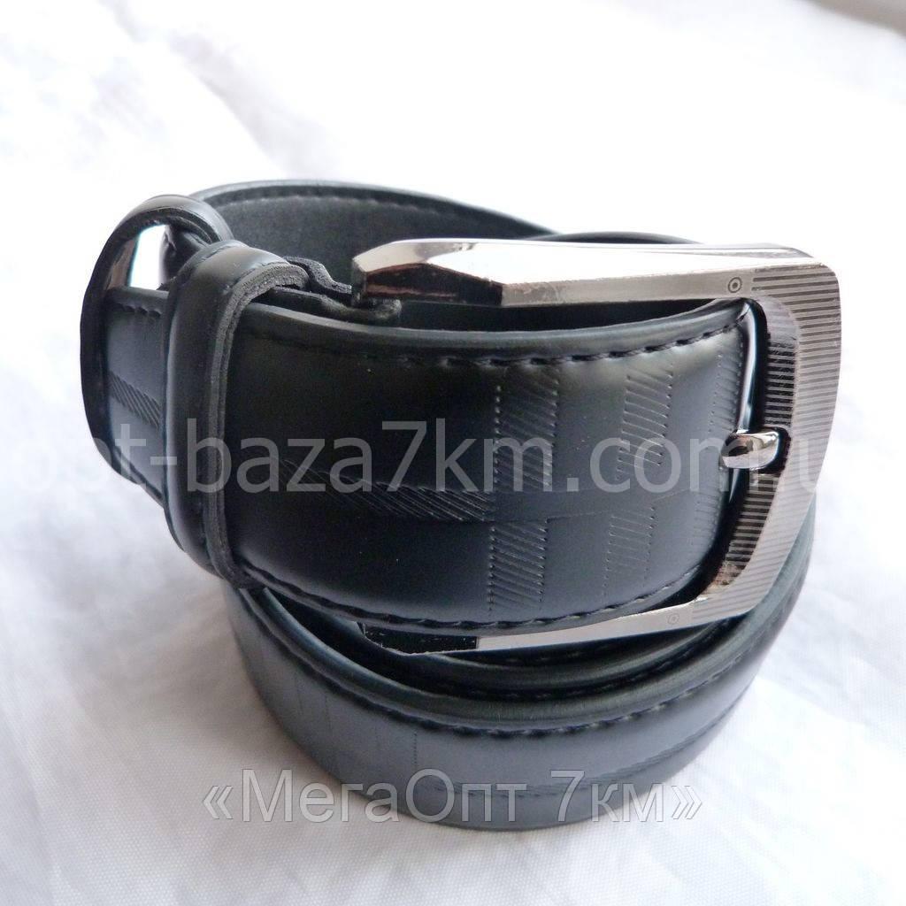 Мужской ремень из цельной кожи 40 мм (Китай) — купить в Розницу в одессе 7км - «МегаОпт 7км» в Одессе