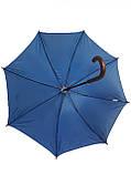 Синій Зонт Трость, фото 2