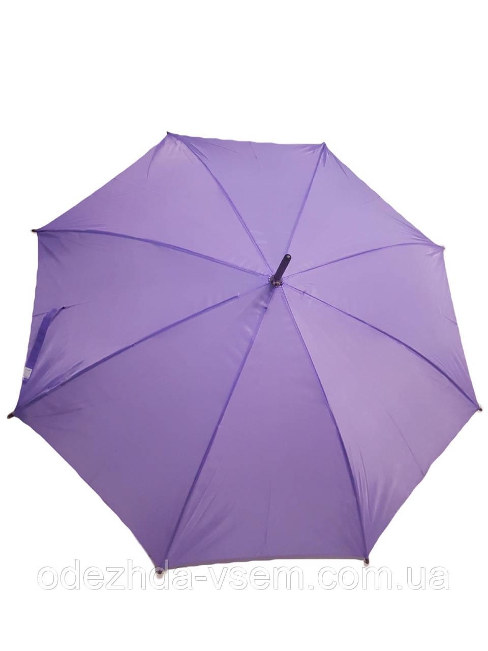 Фіолетовий жіночий парасольку тростину