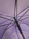 Фіолетовий жіночий парасольку тростину, фото 4
