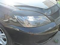 Ресницы на фары Mitsubishi Lancer 9 2004-2009