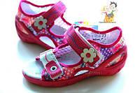 Детские босоножки Befado для девочки 27183mm
