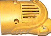 Корпус для болгарки DeWalt D28011/D28111/D28139/DWEN201 (625243-05)