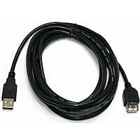 Дата-кабель удлинитель USB2.0 Cablexpert CCP-USB2-AMAF-6