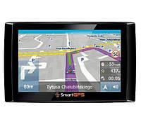 Автомобильный навигатор SmartGPS SG732 + OpenStreetMap RU