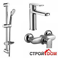 Набор смесителей для ванной комнаты Volle Fiesta 1515113161