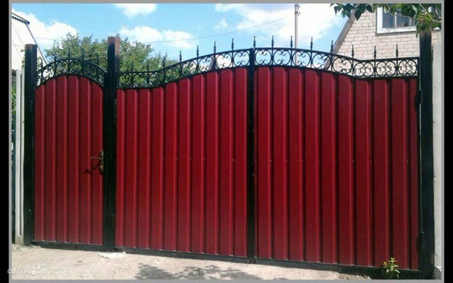 Запущено собственное производство металлоконструкций для дома и сада из кованных элементов 6