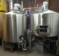 Б/у пивоварня 500 литров, год выпуска: 2015