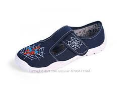 Детская текстильная обувь Raweks