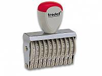 Нумератор Trodat 1534 Нумератор 4-х разряд. 3мм Код:401624543