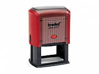 Оснастка для печатей и штампов Trodat 4927 красный Оснастка 60х40мм д/штампа, пласт Код:401625028