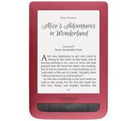 Электронная книга Pocketbook Touch Lux 3 (бордовый)