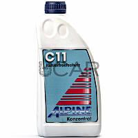 Alpine C11 Kühlerfrostschutz синий антифриз-концентрат, 1,5 л (0101141-b)