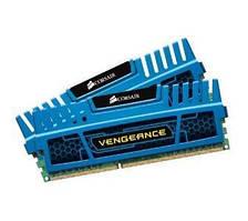Оперативная память Corsair Vengeance DDR3 8GB (2x4GB) 1600 CL9