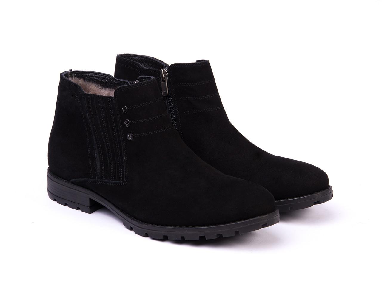 Ботинки Etor 11233-04500 черные