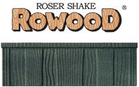 Композитная черепица Roser ROWOOD