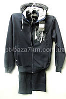 Cпортивный костюм купить оптом, Турция трикотаж/флис (S-2XL норма) — оптом в одессе 7км, фото 1