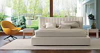 Итальянская мягкая кровать SHELLON фабрика Desiree