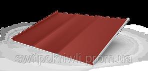 Фальцевая кровля Трапециевидный фальц, фото 2