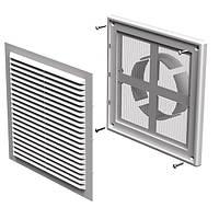Вентиляционная решетка Vents МВ ВД 204х204 мм N30109081