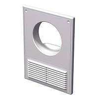 Вентиляционная решетка Vents МВ КВс 182х252 мм O125 мм N30109201
