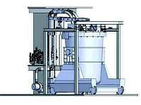 Оборудование системы газовоздухоснабжения и дымоудаления стендов сушки и разогрева стальковшей