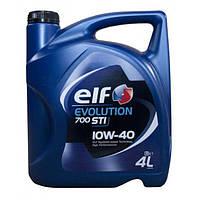 Моторное масло Elf Evolution 700 STI 10W-40 4 л N40711538