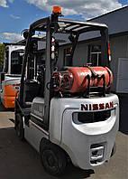 Газовый погрузчик б/у Nissan P1D1A15LQ