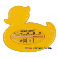Термометр для воды Уточка Canpol 2/781