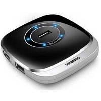Концентратор USB2.0  WinstarsWS-UH2041  4port