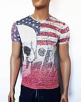 Стильна чоловіча футболка - №2914