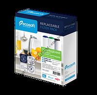 Ecosoft Улучшенный комплект картриджей для тройных фильтров