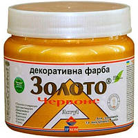 Краска акриловая Ирком Красное золото 0.1 л N50104098