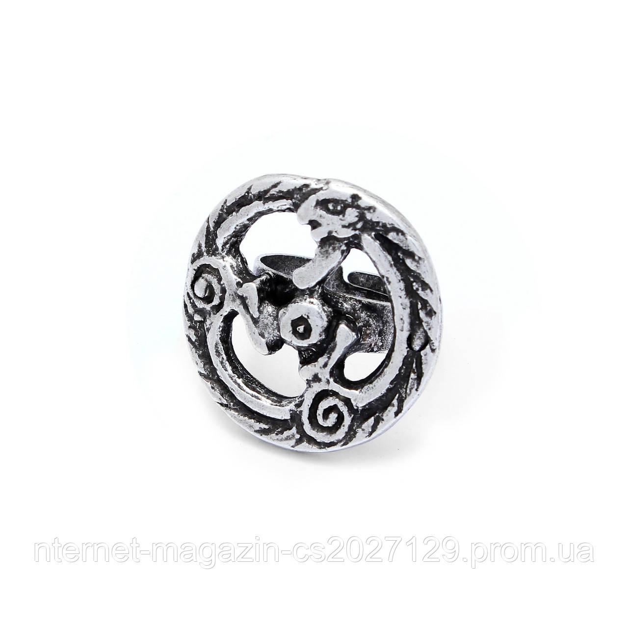 Кольцо Пантера свастика