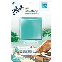 Освежитель воздуха Glade Sensation Океанский Оазис сменный картридж N50710280