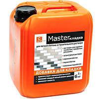 Добавка для раствора Coral Master Кладка 5 л N90502066