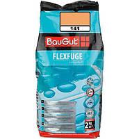 Фуга BauGut Flexfuge 141 карамель 2 кг N60307316