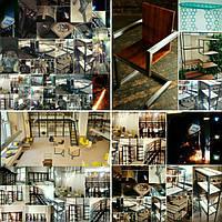 Проектирование и производство металлоконструкций, под заказ: