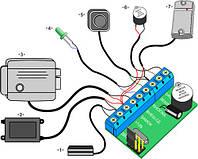 Автономный контроллер Iron Logic Z-5R для системы контроля доступа
