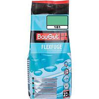 Фуга BauGut Flexfuge 181 нефрит зеленый 2 кг N60307321