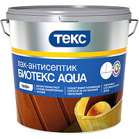 Лак-антисептик Текс Биотекс Aqua орегон 0.9 л N50202295